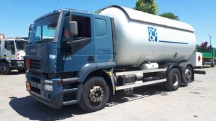 IVECO AT260S40 25m3 52000km