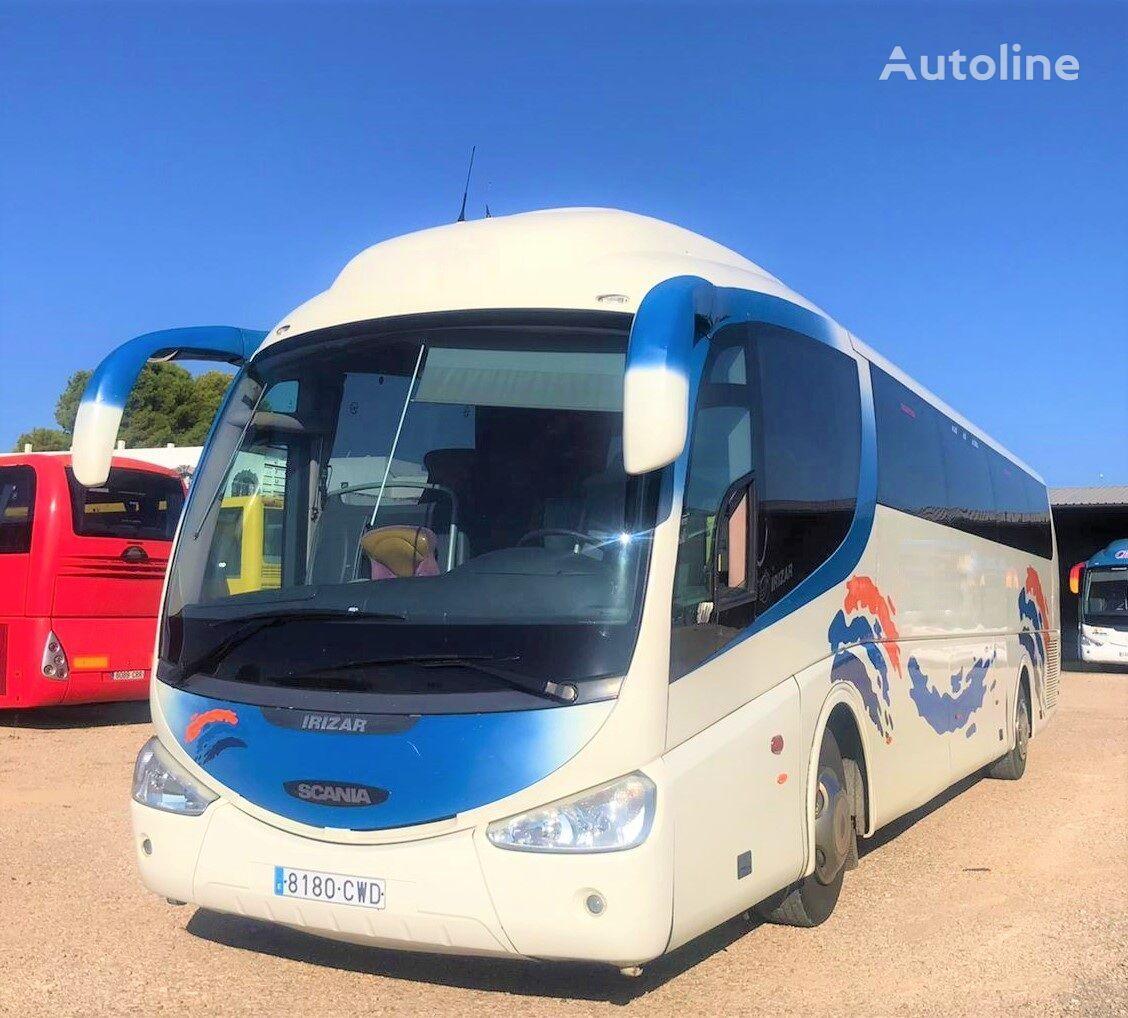 SCANIA K124 - IRIZAR PB + 420 CV + 477.790 KM REALES coach bus