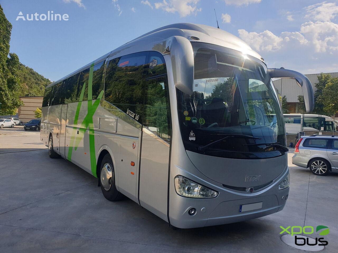 SCANIA K480 EB. IRIZAR I6. 13.35 coach bus