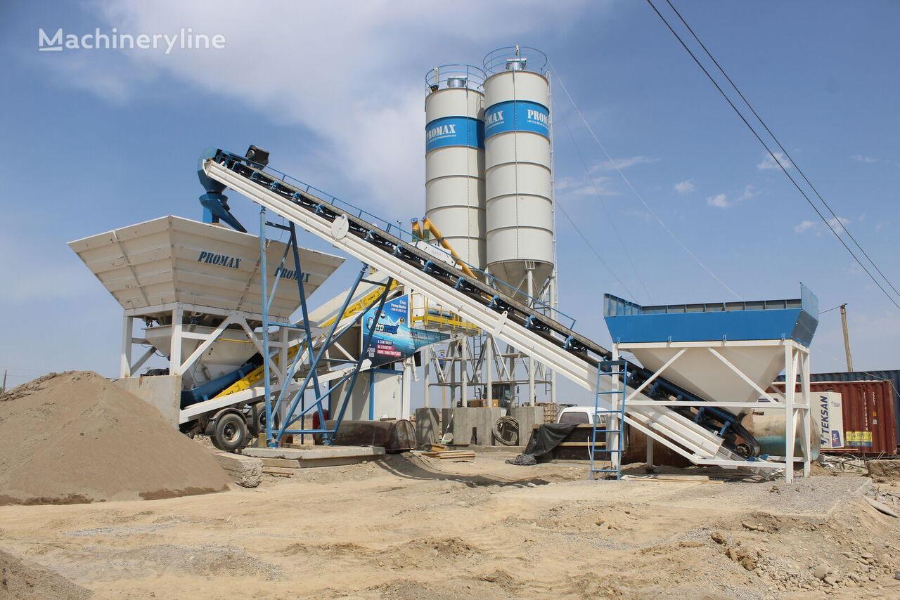 new PROMAX M100-TWN (100m/h) Mobile concrete plant