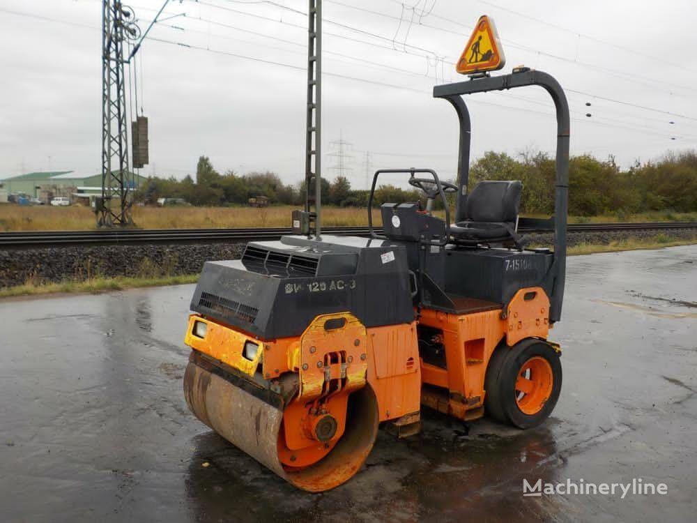 BOMAG  MIXTO 120AC-3 mini road roller