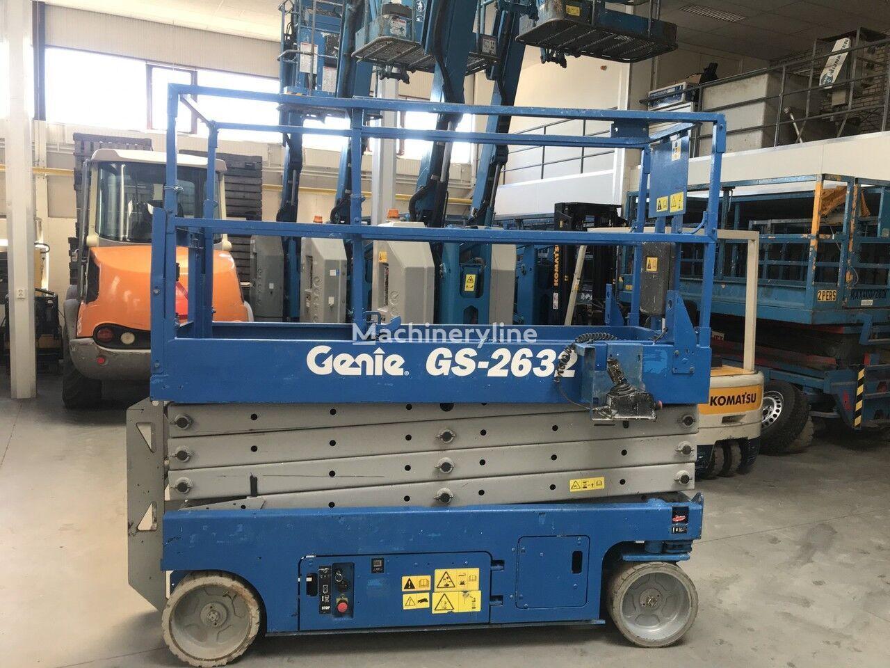 GENIE hoogwerker, schaarlift gs2632 scissor lift