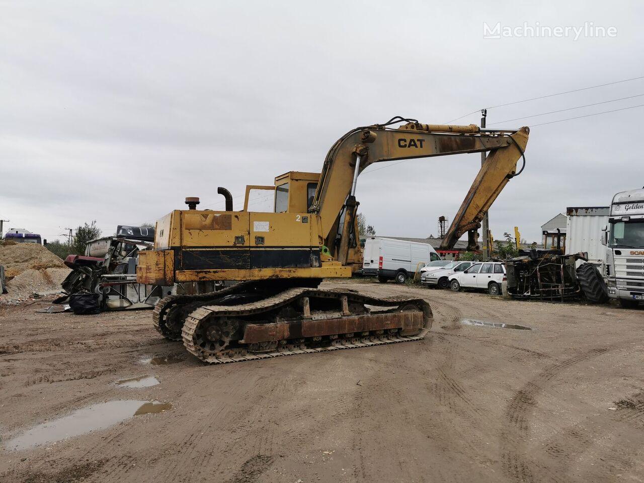 CATERPILLAR 219 LC tracked excavator