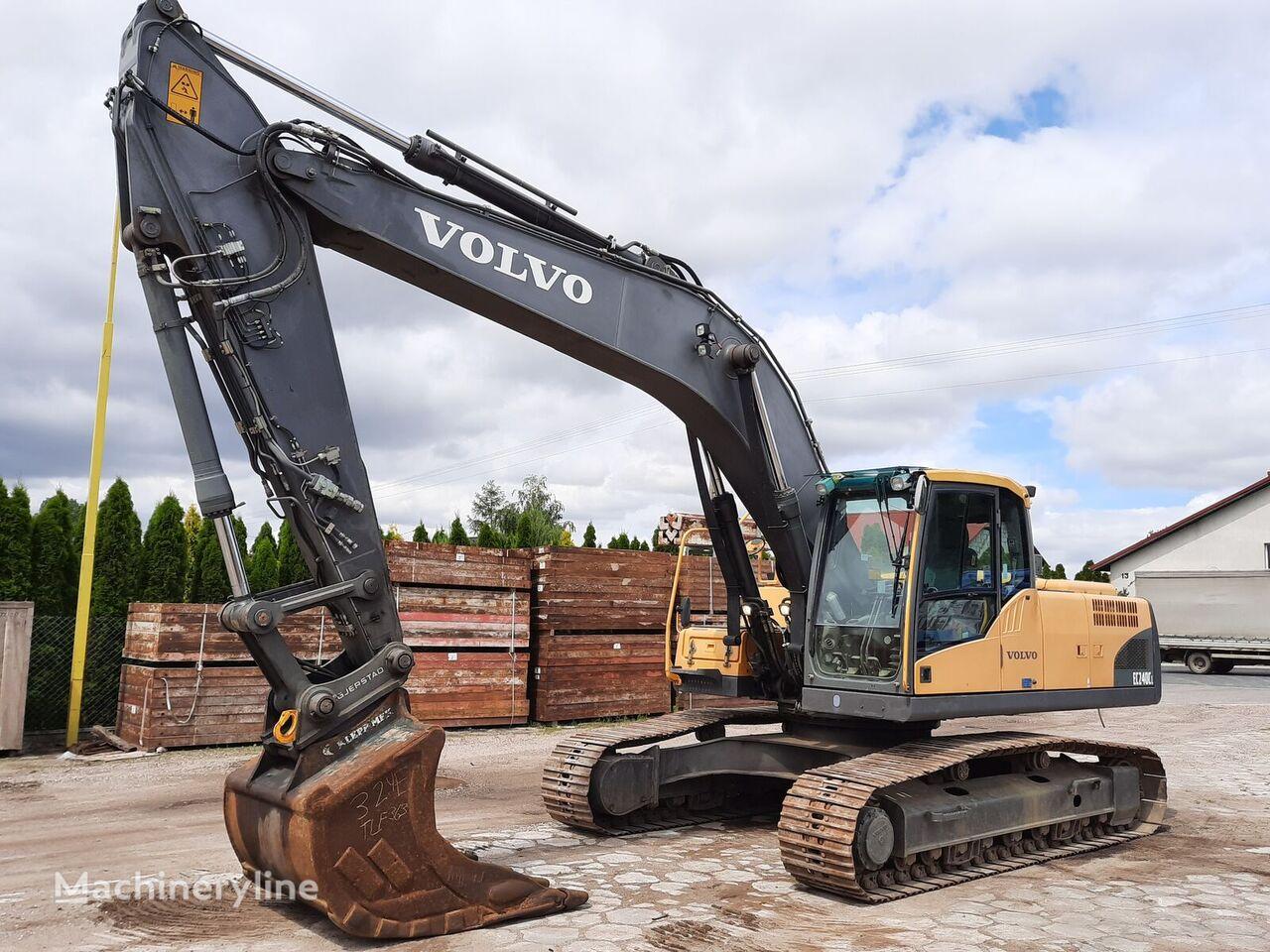 VOLVO-ABG EC 240 CL tracked excavator