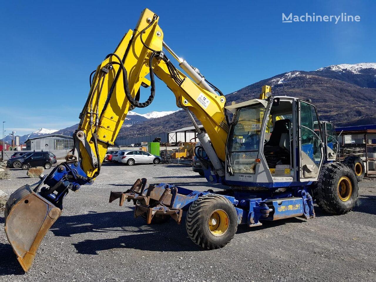 KAISER S2-4 walking excavator