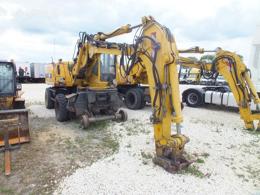 ATLAS 16004 ZW / two-way excavator / 125Hp / 1 owner / qood condiction wheel excavator
