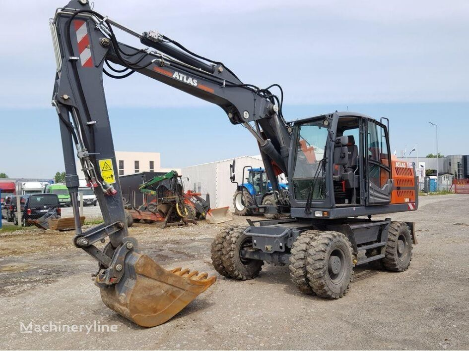 ATLAS 160W wheel excavator