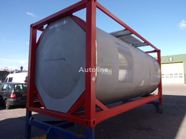 VAN HOOL 26000 litriv 20ft tank container
