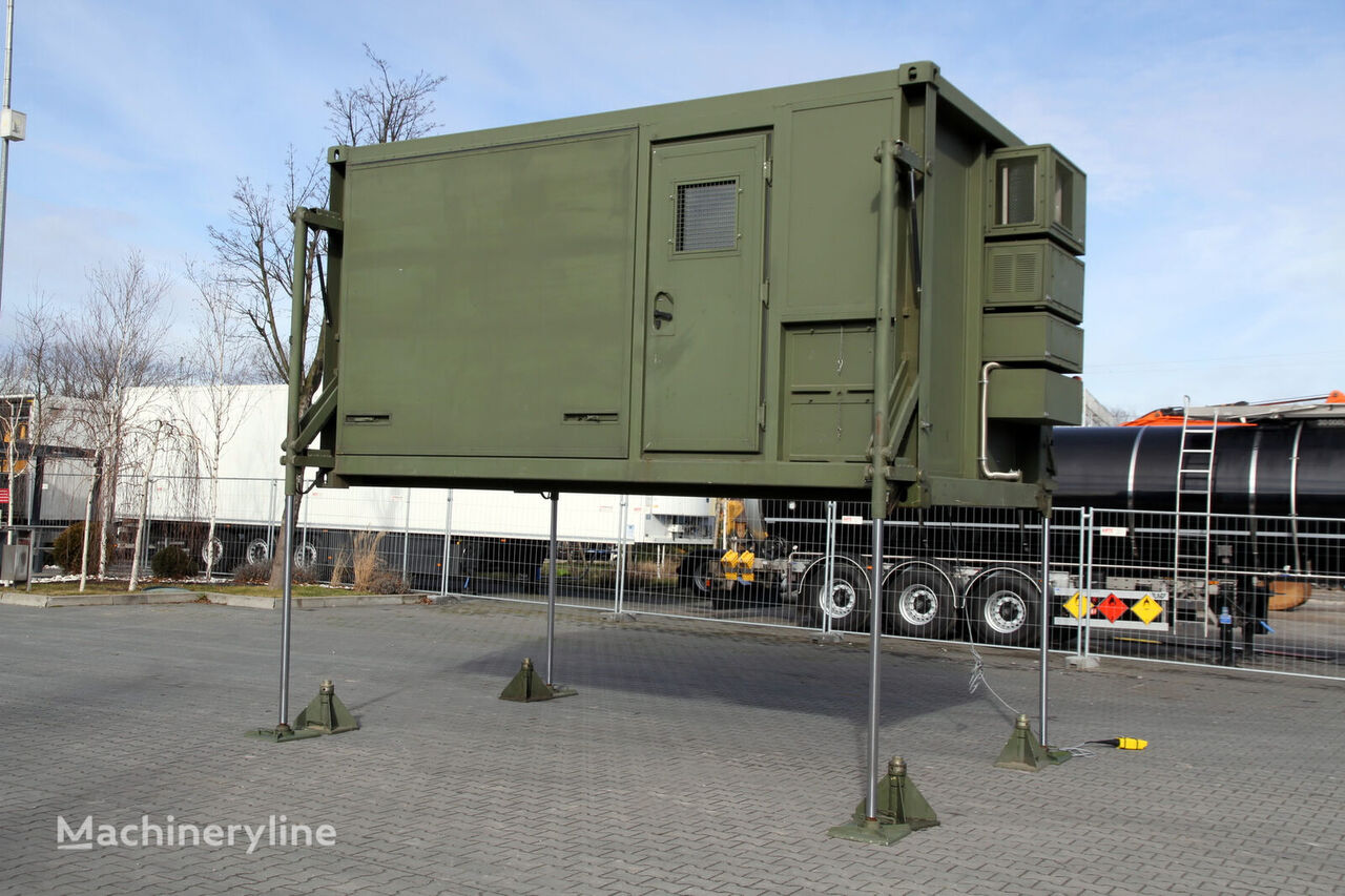 ARMPOL / Military container body / NEW / UNUSED / 2020 office container