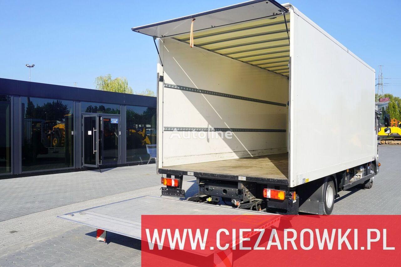 SAXAS box truck body