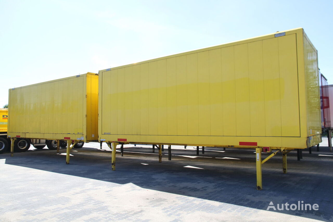 KRONE BODY BDF CONTAINER BOX CLOTHES CARRYING WK 7.7 NSTGI swap body - box