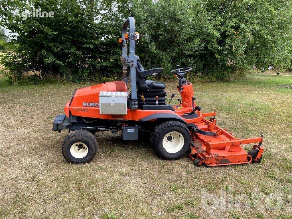 KUBOTA F3680  lawn mower