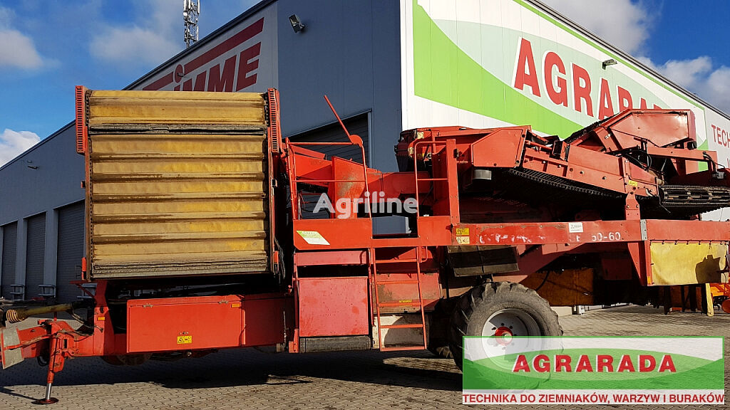 GRIMME SE 150 60 UB potato harvester