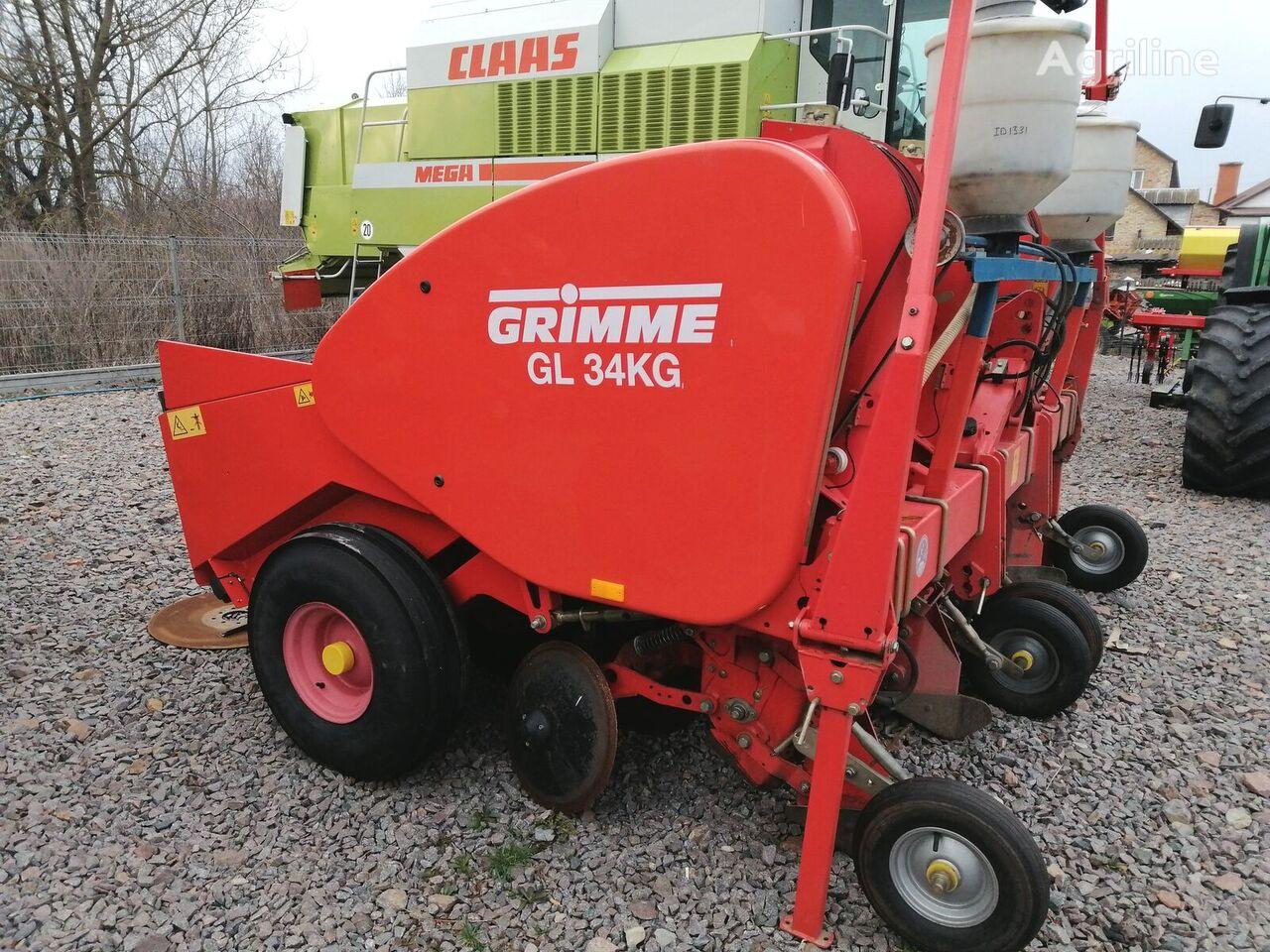 GRIMME GL 34 KG potato planter