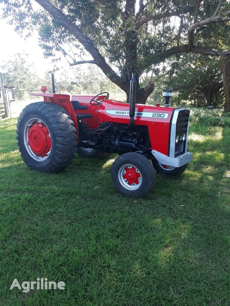 MASSEY FERGUSON 290 two-wheel tractor