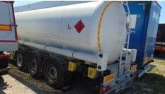 BC LDS NCP-37 fuel tank trailer