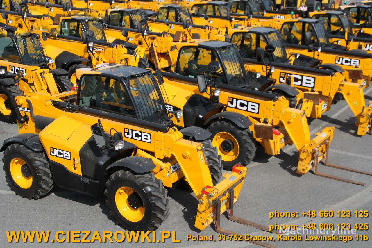 JCB 531-70 / 535-95 / 535-125 / 535-140 /540-140 / 540-170 telehandler