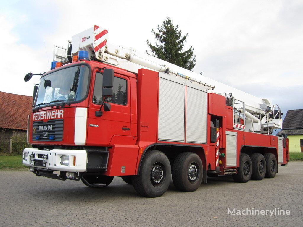 MAN 35-464 fire truck