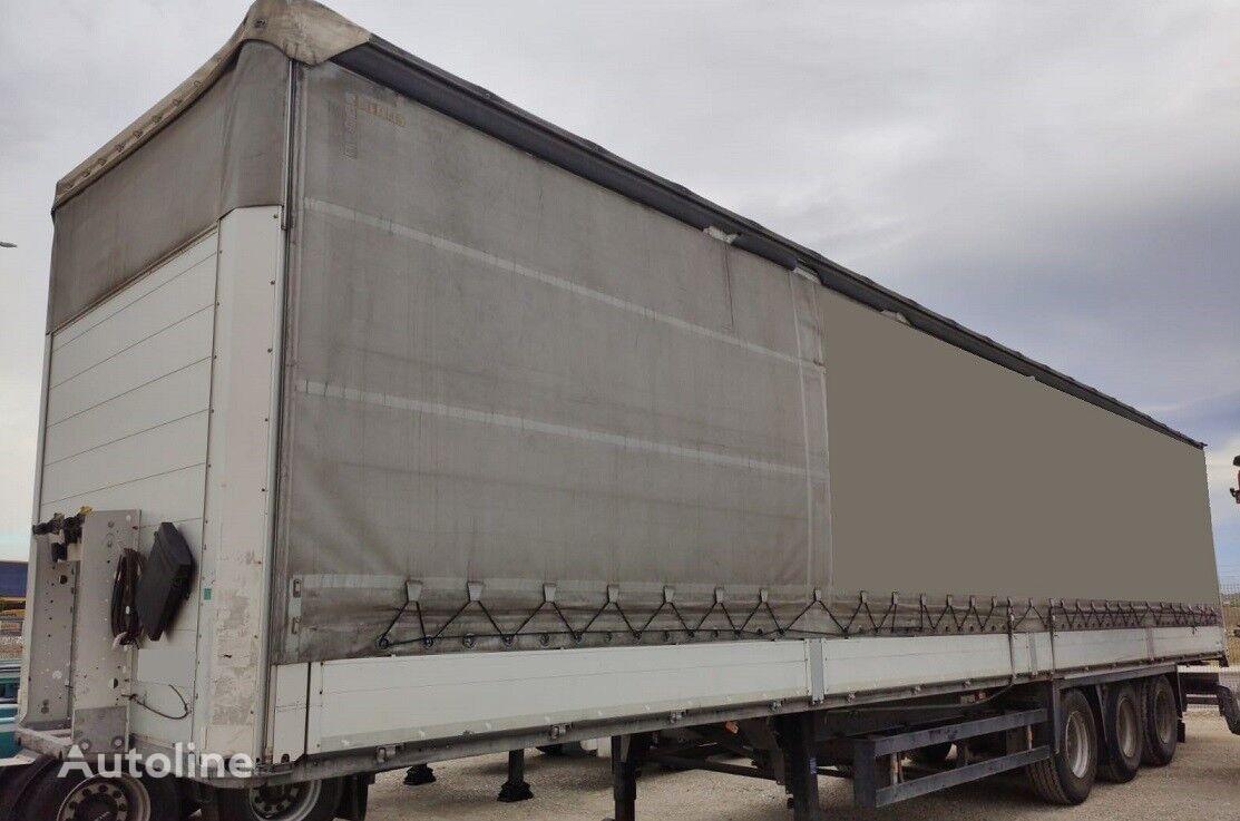 SCHMITZ CARGOBULL SCS24/L-13.62CEB curtain side semi-trailer