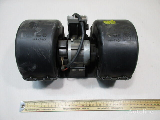 MAN blower motor for MAN TGS tractor unit