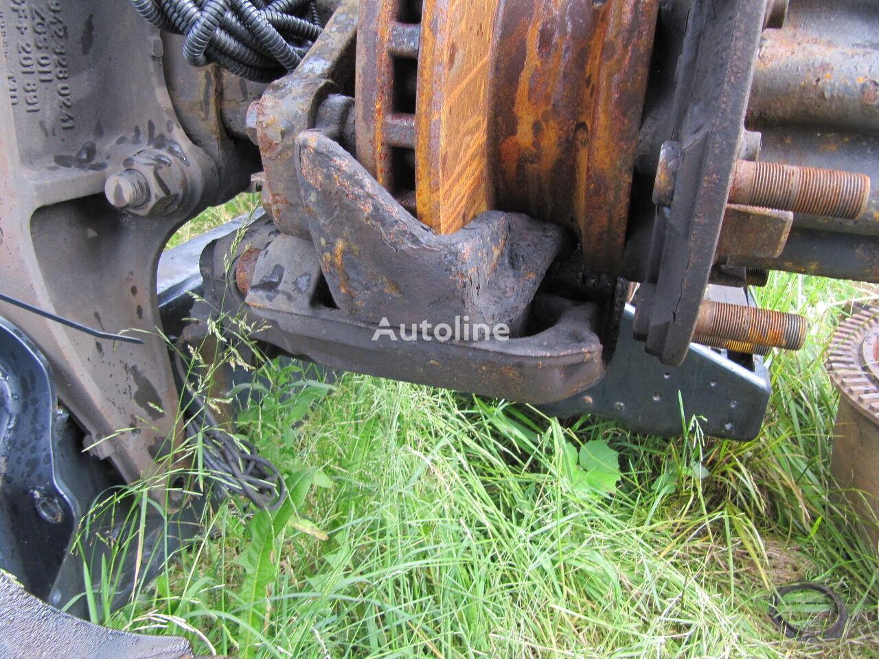 brake caliper for MERCEDES-BENZ  Actros MP3 tractor unit