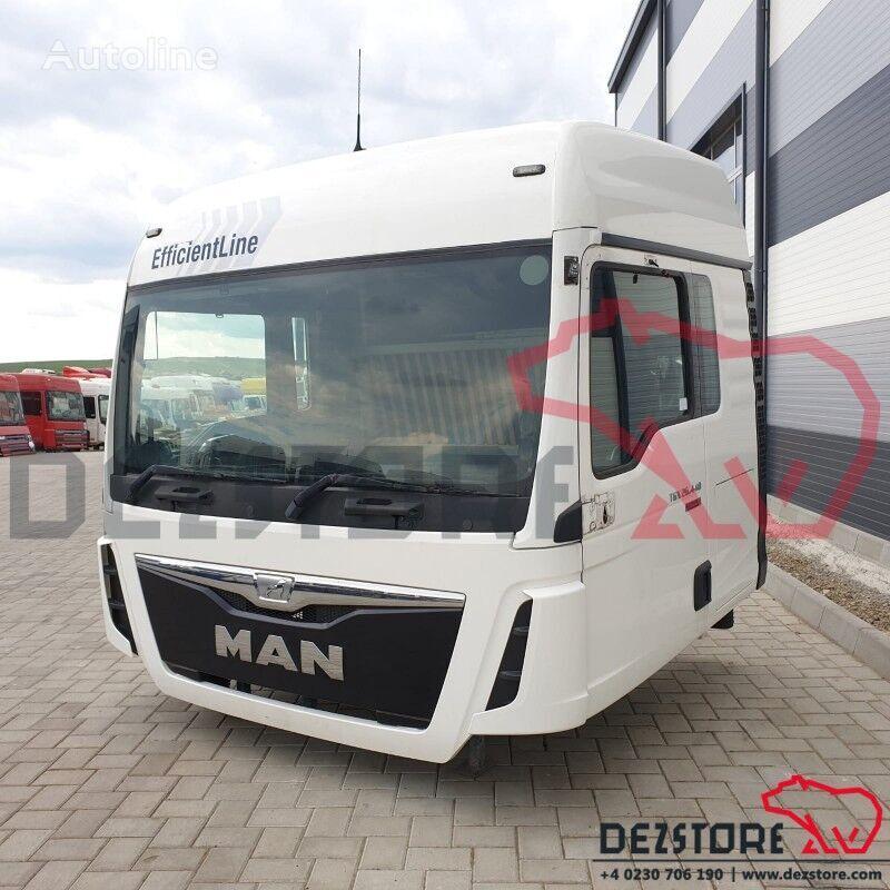 (81600007848) cabin for MAN TGX tractor unit