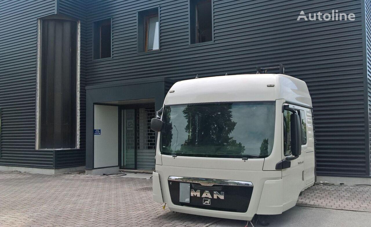 TGS FAHRERHAUS LX EURO 5 KABINE cabin for MAN TGS CABIN LX EURO 5 tractor unit