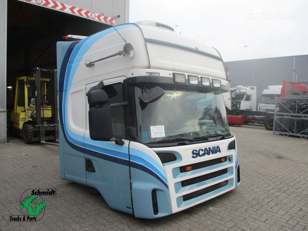 cabin for SCANIA R truck