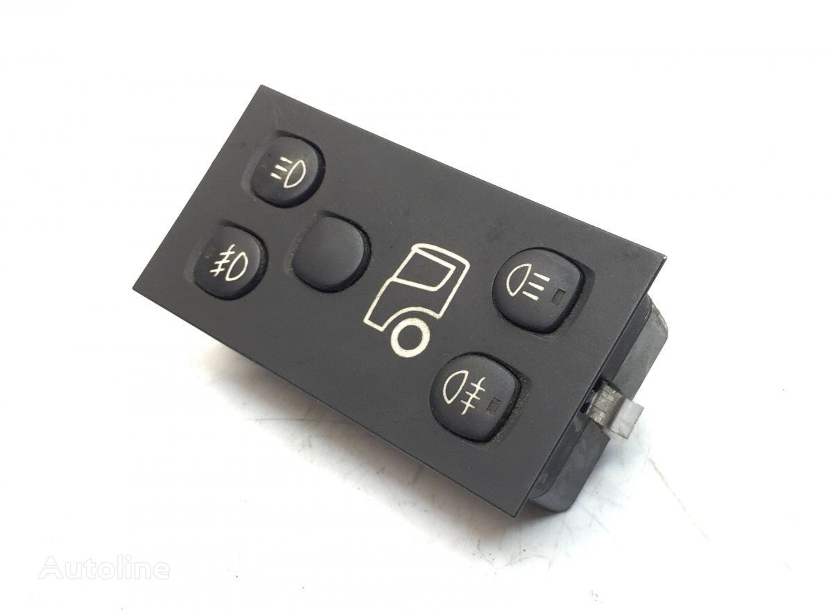 R-series (01.04-) dashboard for SCANIA P G R T-series (2004-) tractor unit