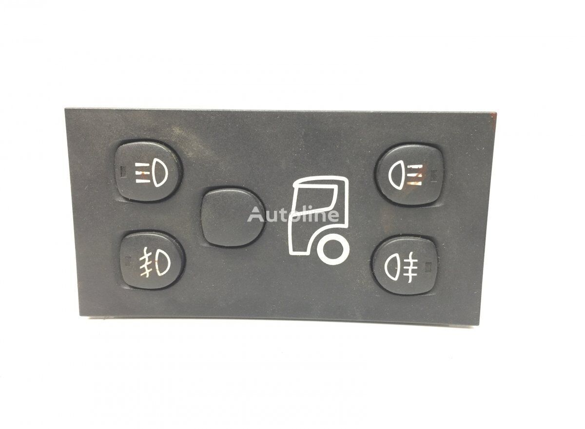 Switch, Additional Lights dashboard for SCANIA P G R T-series (2004-) tractor unit