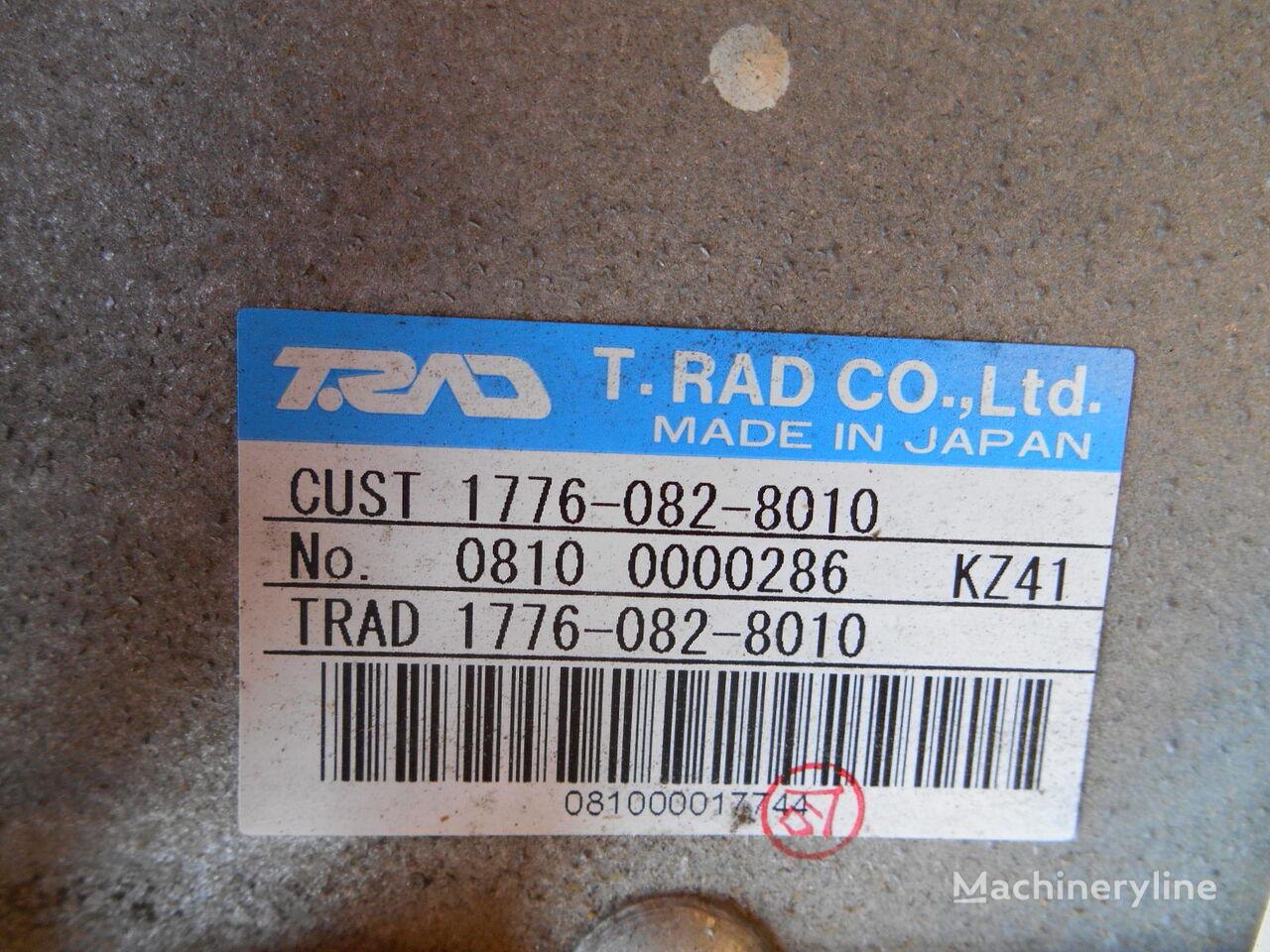 T.Rad 1776-082-8010 engine cooling radiator for excavator
