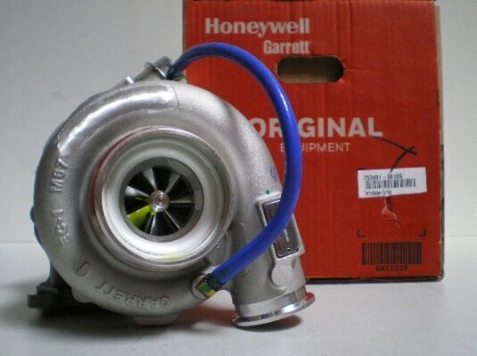 new engine turbocharger for SCANIA tractor unit