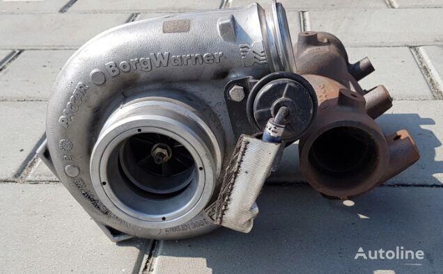 BORGWARNER engine turbocharger for DAF tractor unit