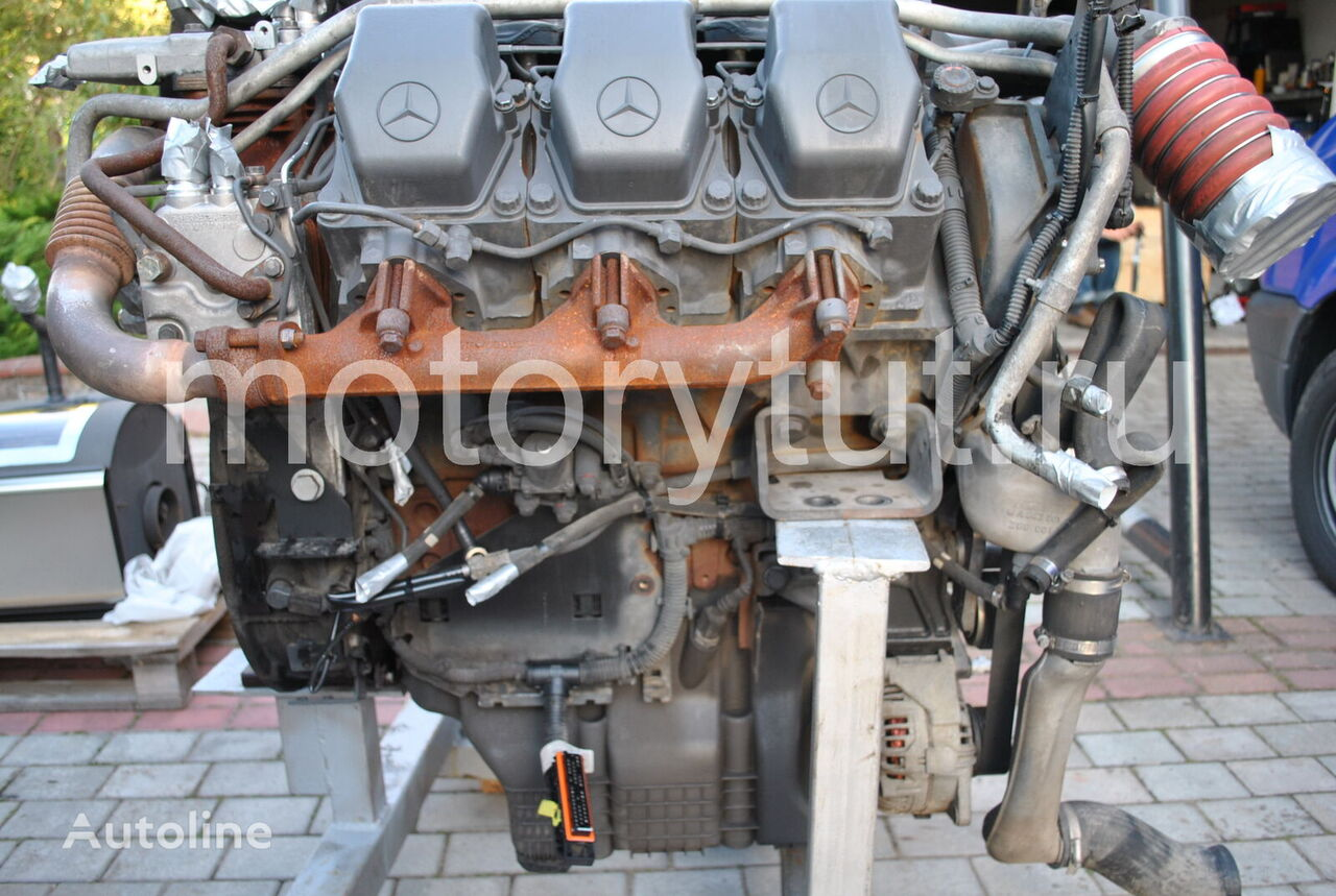 MERCEDES-BENZ engine for truck