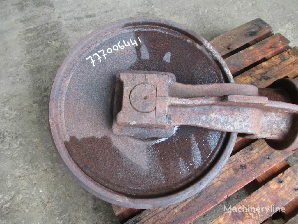 front idler for excavator