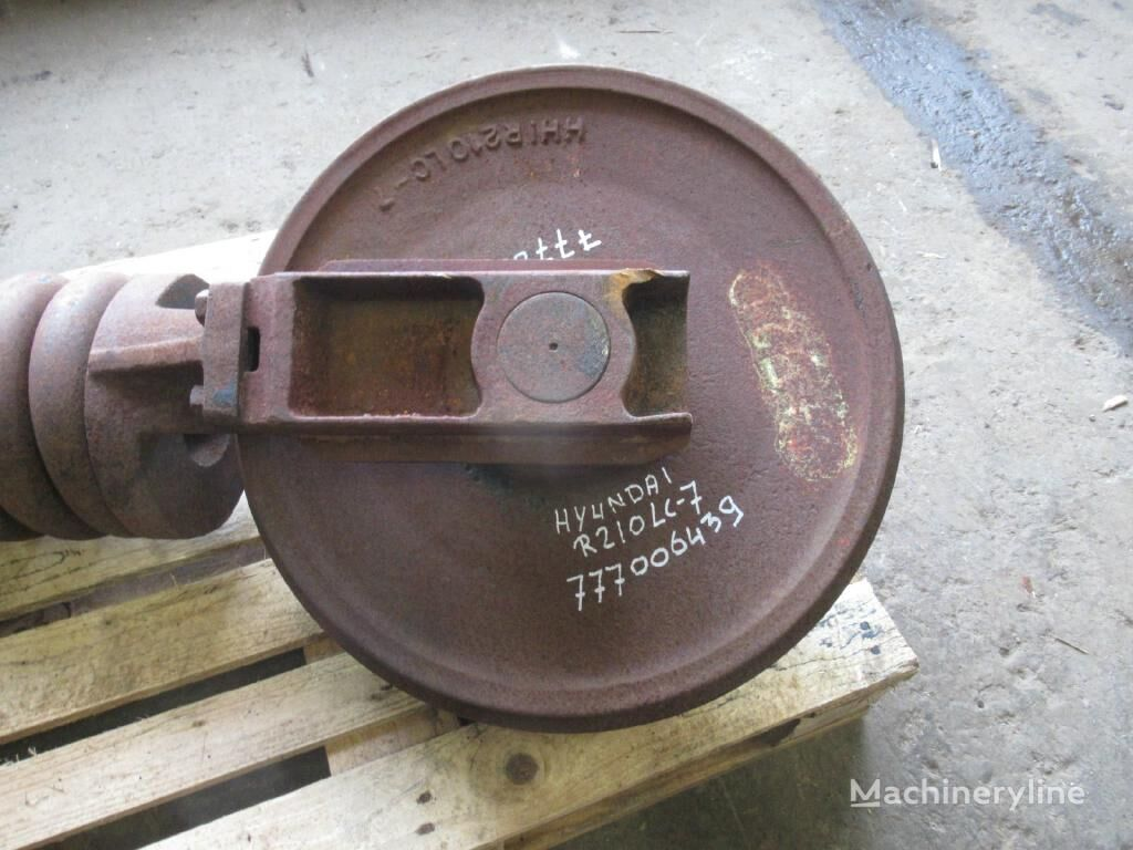 HYUNDAI R210LC-7 front idler for excavator