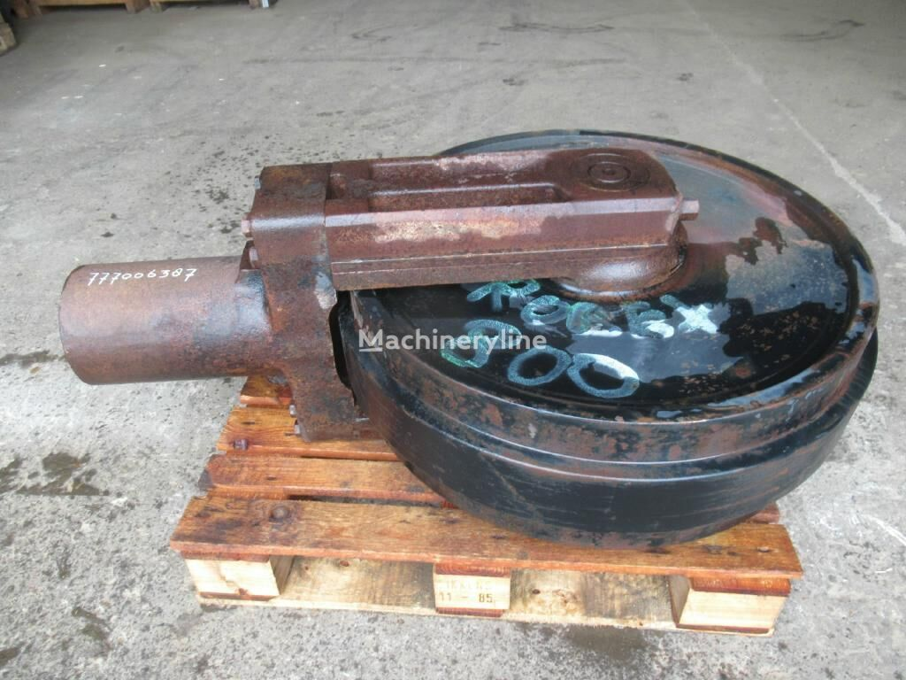 new HYUNDAI R800 front idler for excavator