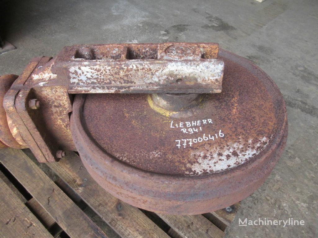 LIEBHERR R941 front idler for excavator