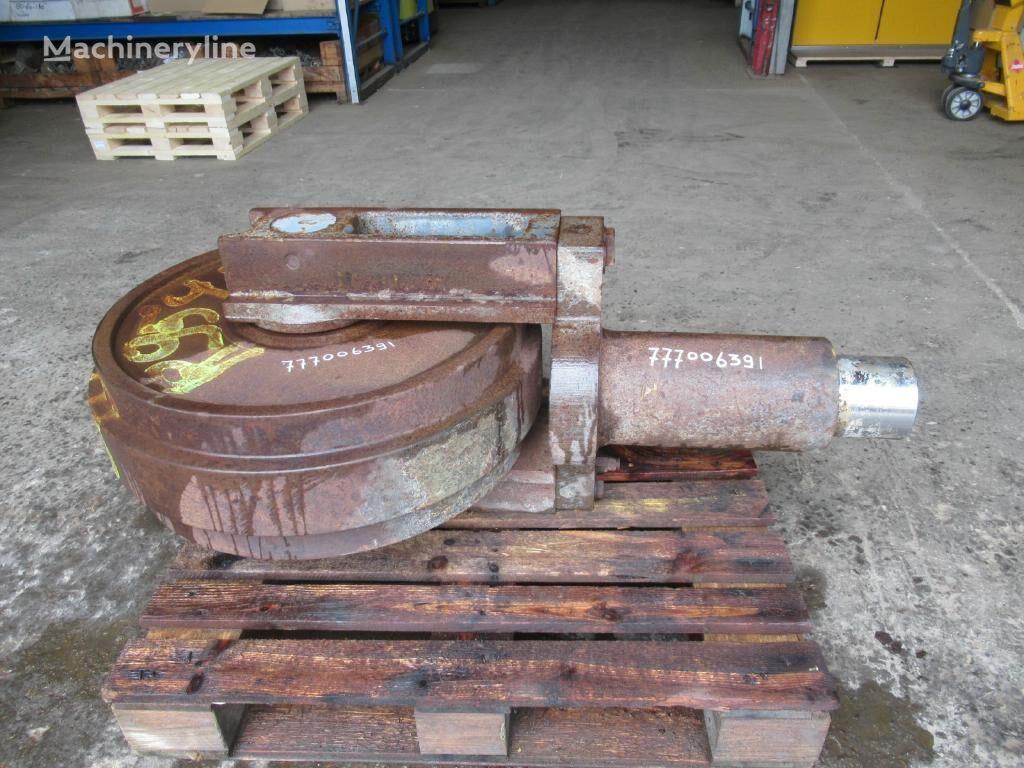 LIEBHERR R954B front idler for excavator
