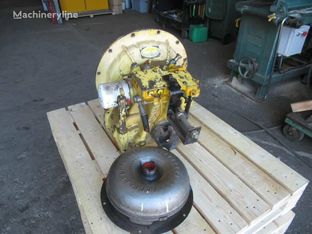 Industrial transmission 1021-047 gearbox for excavator