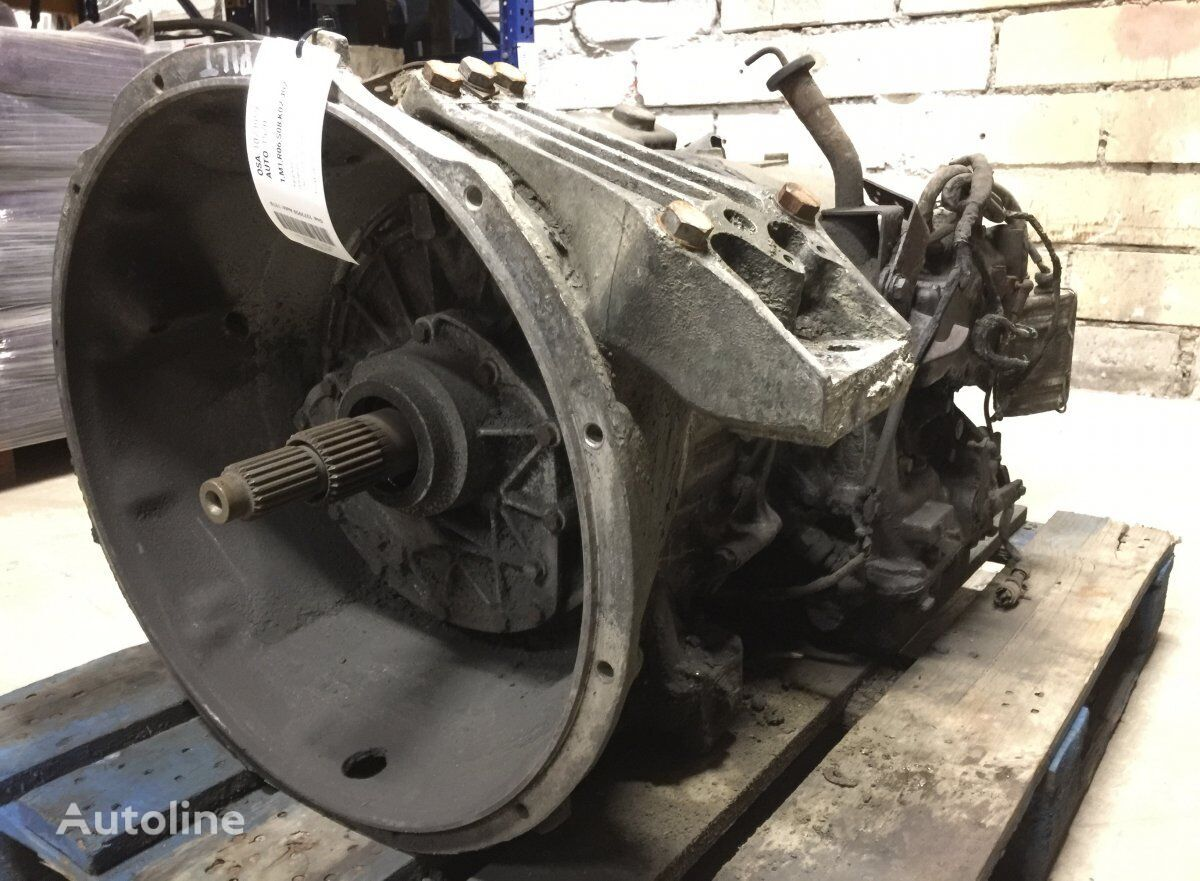 Gearbox gearbox for MERCEDES-BENZ LP/O302-317/OH/OF//LK/LN2 bus (1963-1992) bus