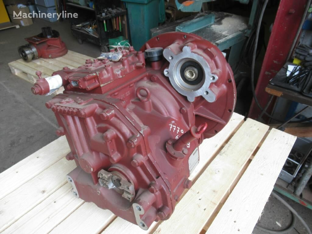 Voith Certomatic 845 gearbox for excavator