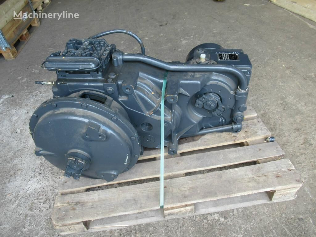 new ZF 6WG200 gearbox for excavator