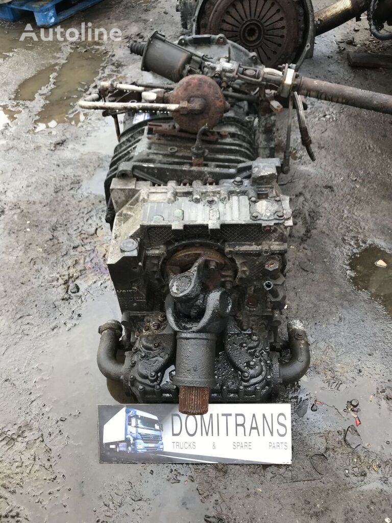 ZF + RETARDER 6s1600 7,72-1,00 gearbox for DAF tractor unit