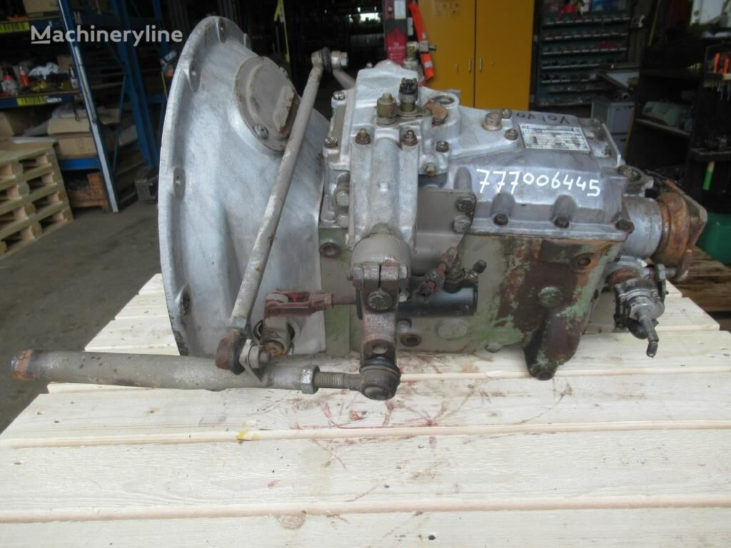 ZF S-5-35/2 gearbox for excavator