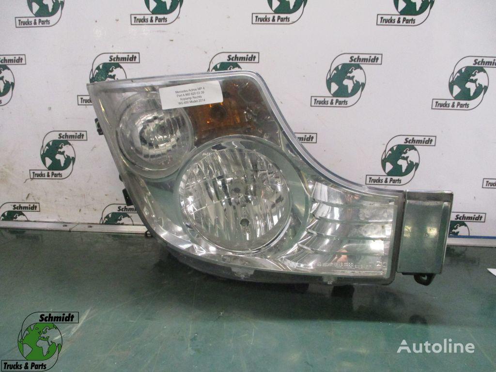 MERCEDES-BENZ headlight for MERCEDES-BENZ MP4 truck