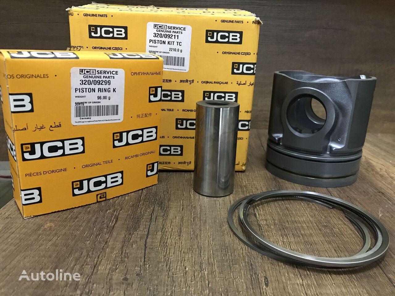 new JCB piston for excavator