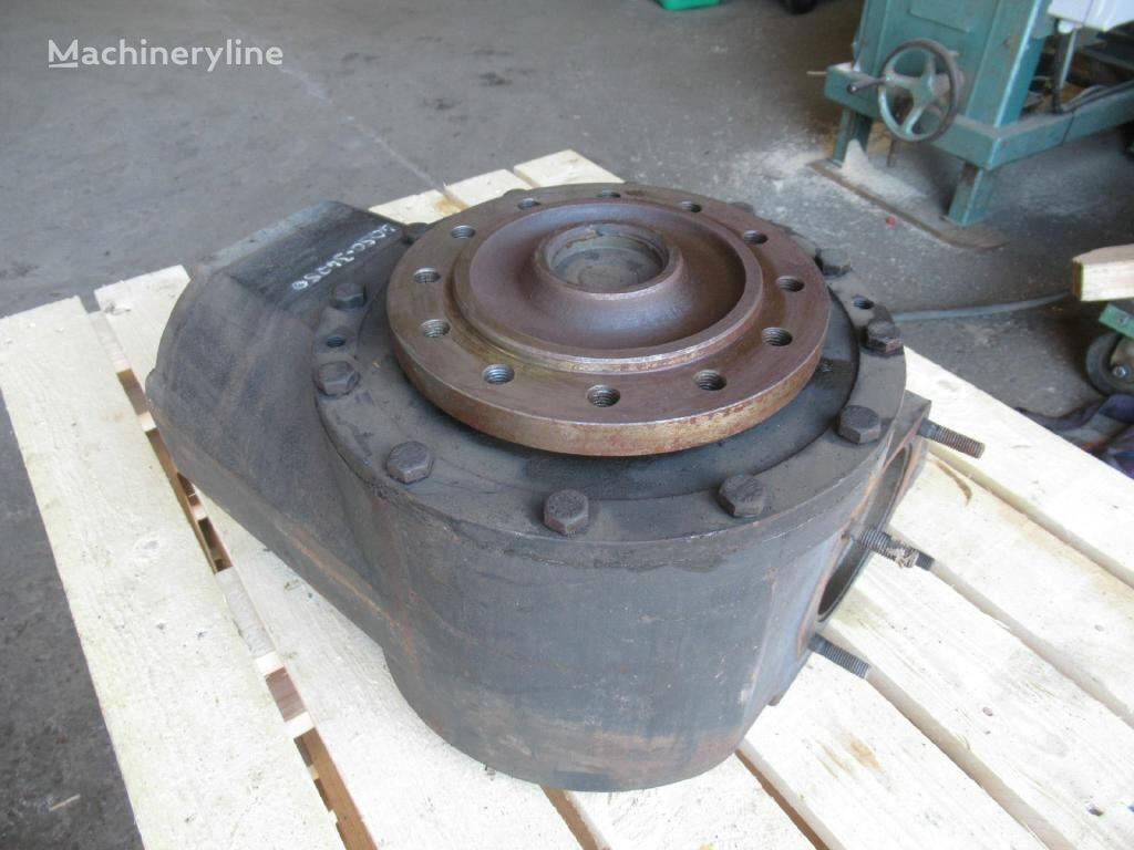 Speth reducer for excavator