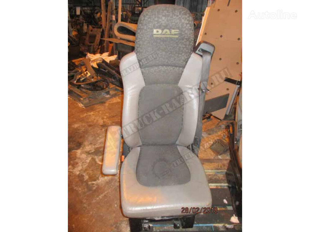 seat for DAF tractor unit