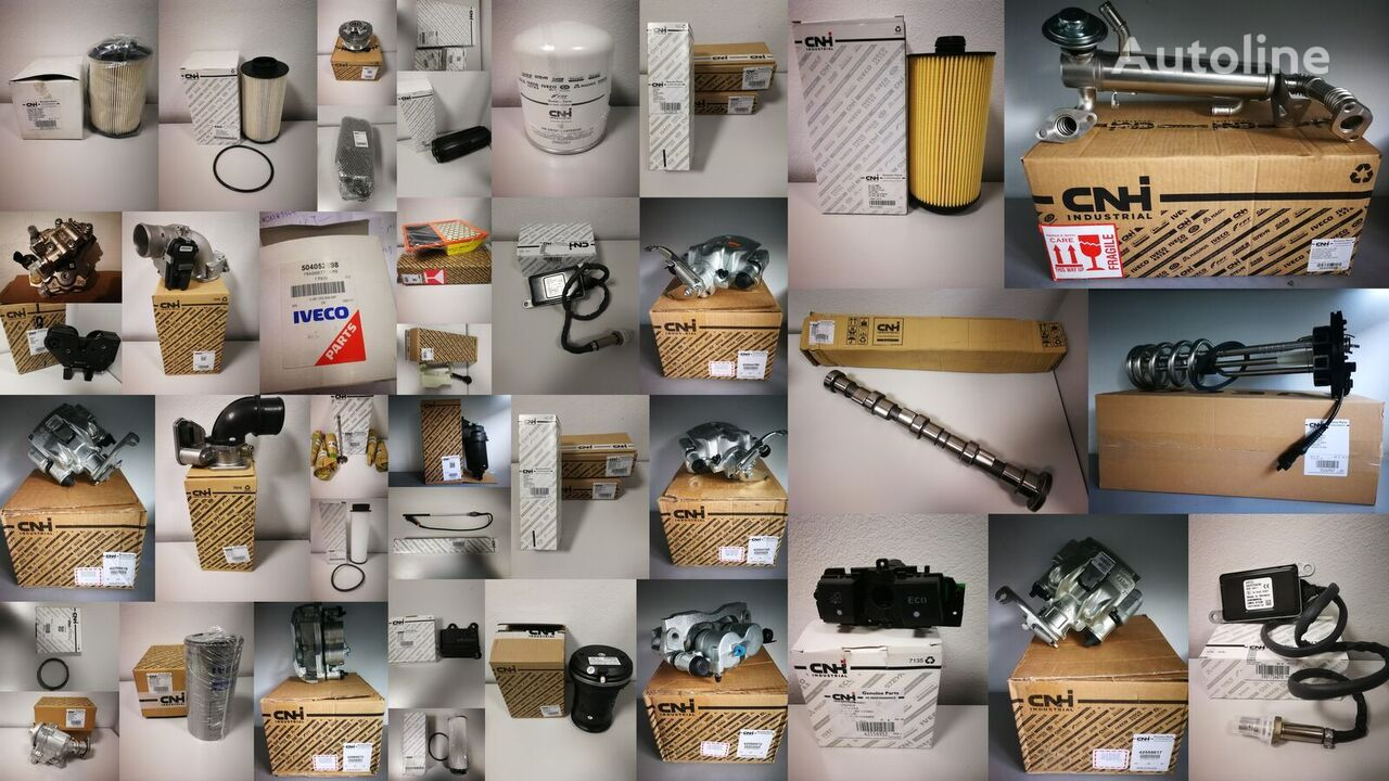 spare parts for IVECO truck